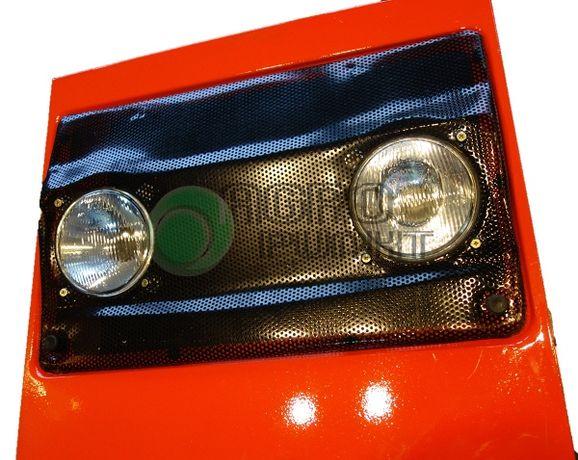 Maska Przednia część Czerwona kompletna Ursus c-385 Zetor 8011, Kalisz