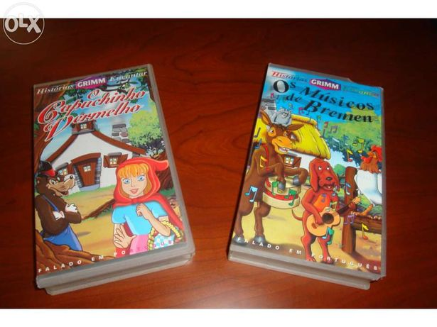 Filmes criança VHS