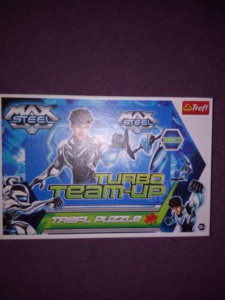 Puzzle Max Steel