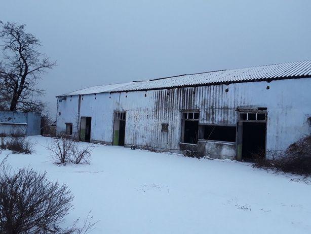 здания и сооружения консервного цеха. смт. Нововоронцовка,Херсон.об-ть