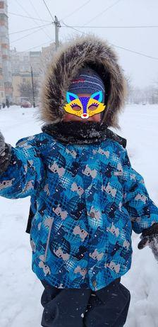 Комплект зимний Lenne 92+6