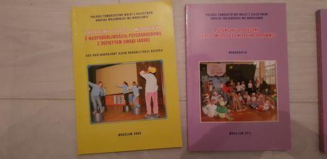 ADHD , niepełnosprawność -monografie dla terap. i do prac magisterkich