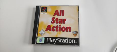 All Star Action PlayStation One PSX