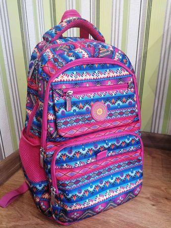Рюкзак, портфель, ранец школьный для девочки