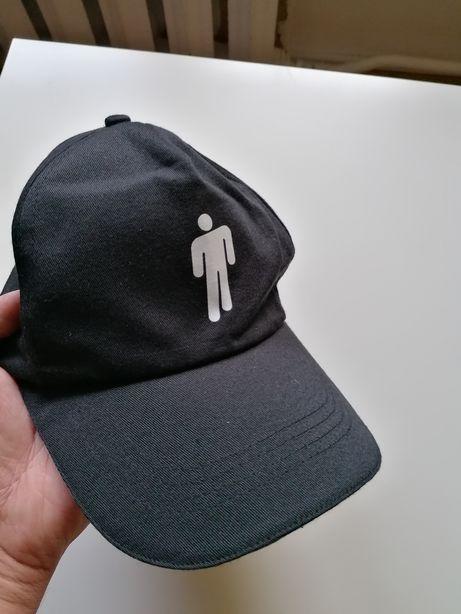 Czapka z daszkiem billie eilish bad guy logo People man