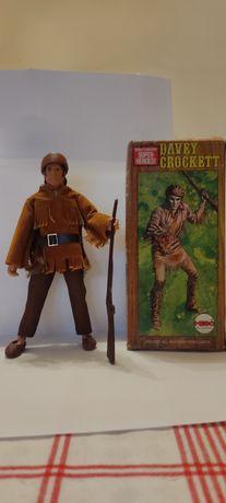 Davy crocket figura de coleção