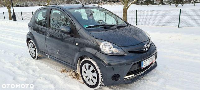 Toyota Aygo Niski Przebieg Lifting Ledy Wygodny Ekonomiczny