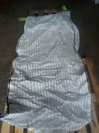 Worki Big Bag Używane Raszlowe Wentylowane 90x90x180cm Czyste