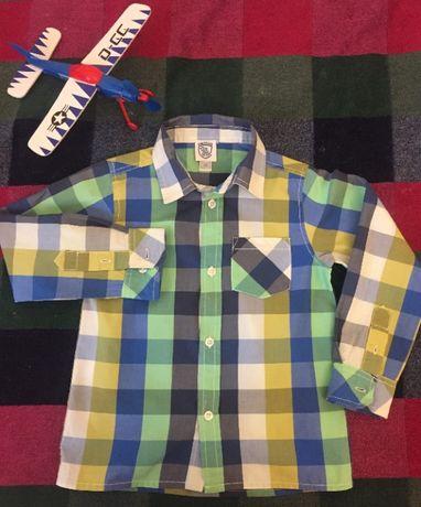 Продам рубашку Chicco 116 рост