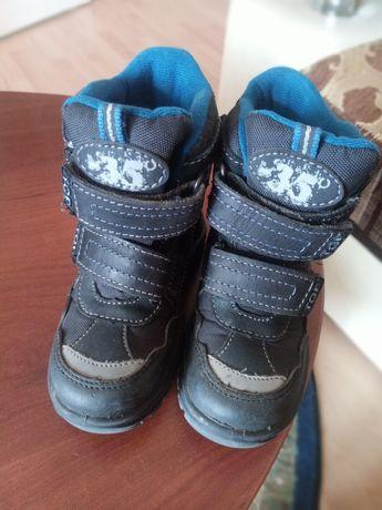 Чобітки/сапожки дитячі зимові для хлопчика