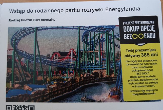 Bilety do Enerdzilandia