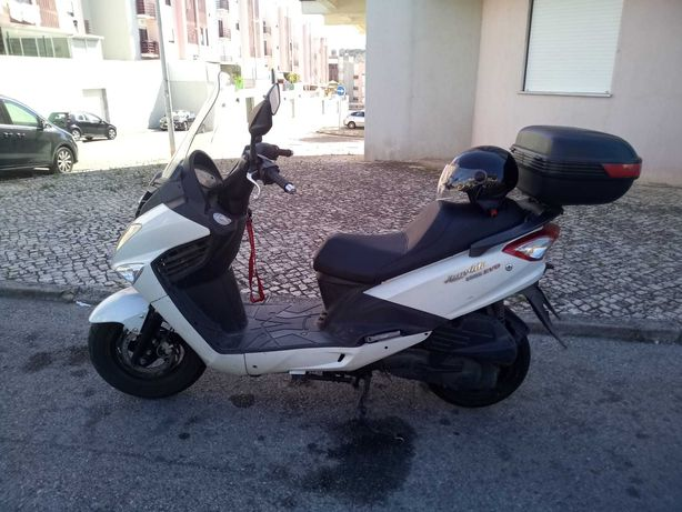 scooter SYM joyride 125