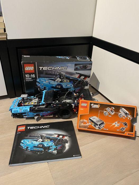 Lego 42050 Drag Racer 46 cm Wrocław - image 1