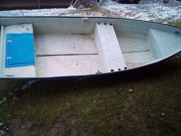 Łódź łódka wiosłowa wędkarska 4,10m i 3,6m