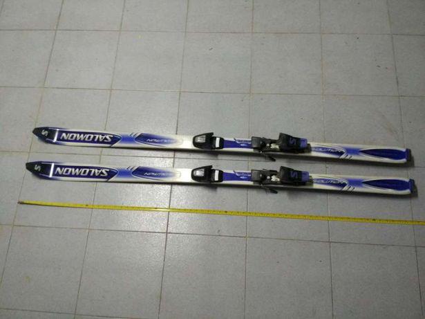 Skis de neve 1 par Salomon