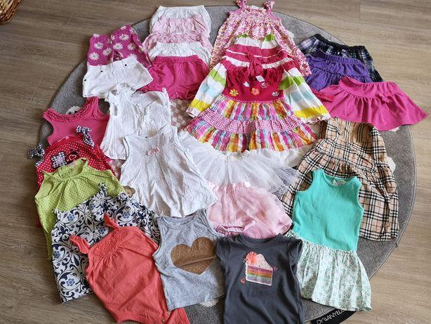 Mega paka lato lub na sztuki Zara burberry carter's ubranka z USA