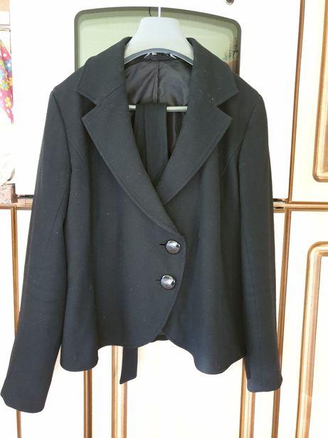 Пиджак шерсть р.50