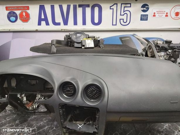 Tablier Conjunto Completo Airbags Seat Ibiza 2007