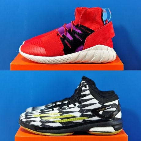 Кроссовки Adidas Tubular Doom, Crazy Light Boost р. 44.5, 49