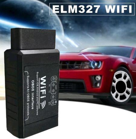 WiFi OBD 2 para automóveis (Novo)