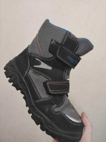 Зимние ботинки Superfit для мальчика, р. 35