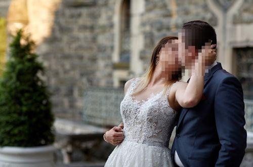 Suknia Ślubna St. Patrick Libano