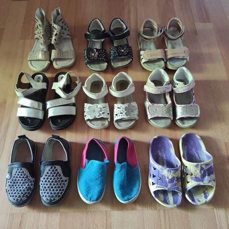 Детская обувь/Босоножки детские 28р 29 р 30 р