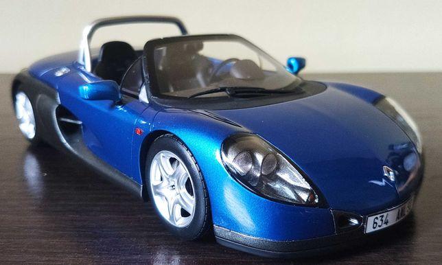 Renault Sport Spider Blue 1:18 OTTO