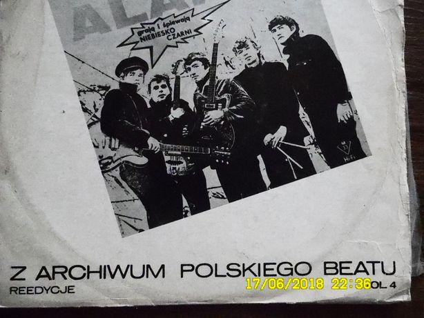Z archiwum polskiego beatu vol. 4 Niebiesko-czarni winyl LP
