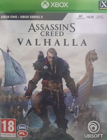 Assassin's Creed: Valhalla XSX/Xbox One Używana Kraków
