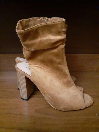 Бесплатная доставка Женские туфли с открытым передом и задом