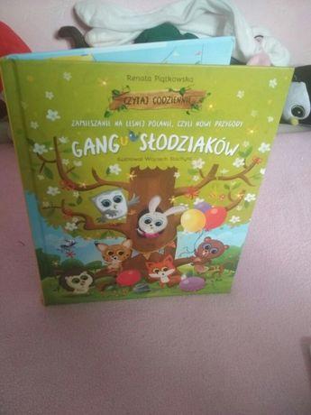 Książka gang slodziaków część 3