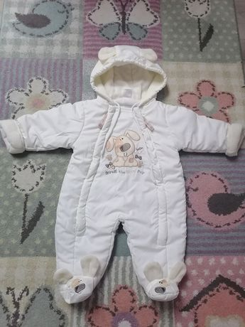 Kombinezon Baby Snuggles rozmiar 62/68, 3-6 mcy