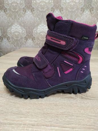 Ботинки для дівчинки Superfit Comfort