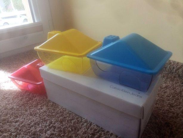 Domki Plastikowe Dla Chomików Myszy