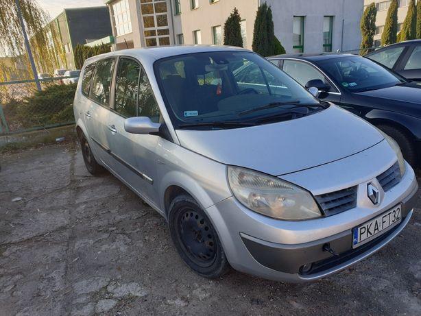 Renault Megane Scenic 1.9 Diesel 7 osobowy Hak