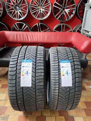 315/35/20 + 275/40/20 комплект зимних шин BMW X5 X6