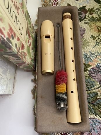 Флейта из Германии. Оригинал.