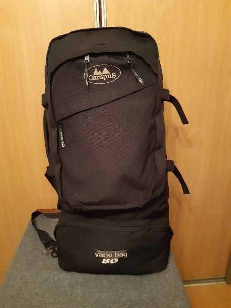 Plecak torba podróżna campus variobag 80