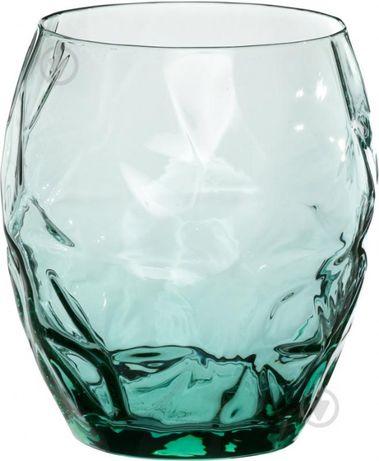 Продам набор стаканов Luigi Bormioli Prezioso Green 500 мл