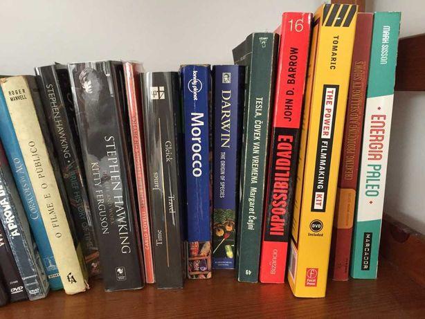 Livros (portugues e ingles)