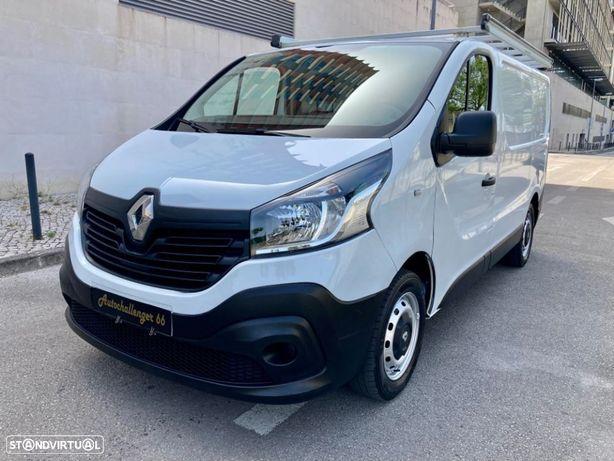 Renault traffic  Ll2 H1 1.6 DCI