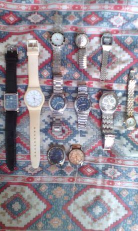 Colecção de 13 relógios avulso