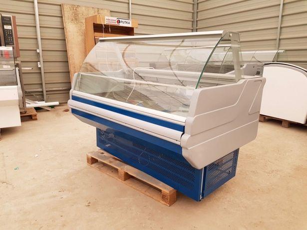 Lada witryna chłodnicza mroźnicza Es-system dl.1,5m 2 szt