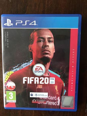 FIFA 2020 na PS4