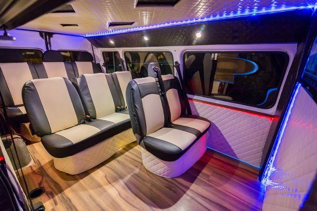 Ford Transit, VIP BUS, Party Bus,Klimatyzacja! Taxi, gotowy Biznes