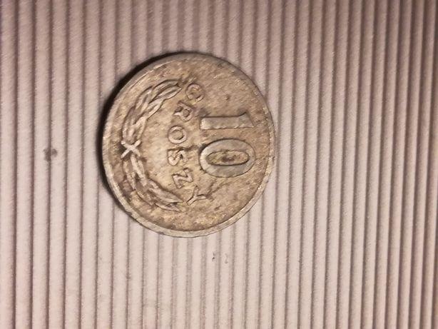 Moneta 10gr 1963r