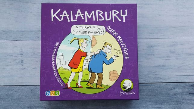 MDR Kalambury - gra planszowa