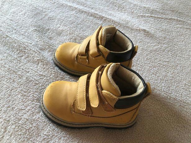 Детские демисезонные ботинки BabyGo
