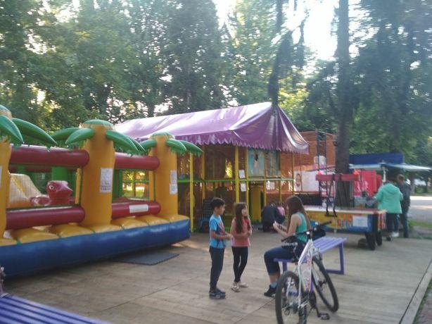 Продам готовий бізнес з док, (дитячі атракціони) в парку Т.Г. Шевченка